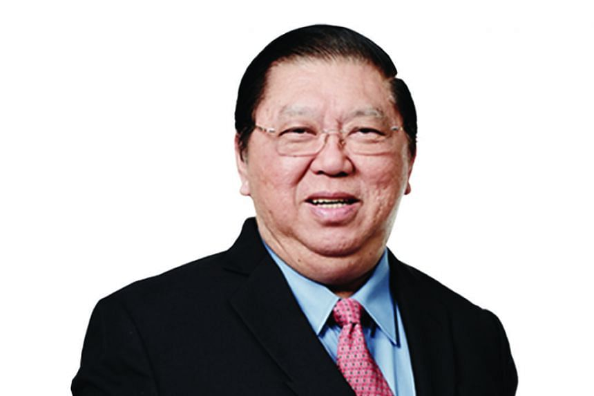 UOL Group's group chief executive Gwee Lian Kheng is retiring after 45 years of service. He will remain a director on the board.