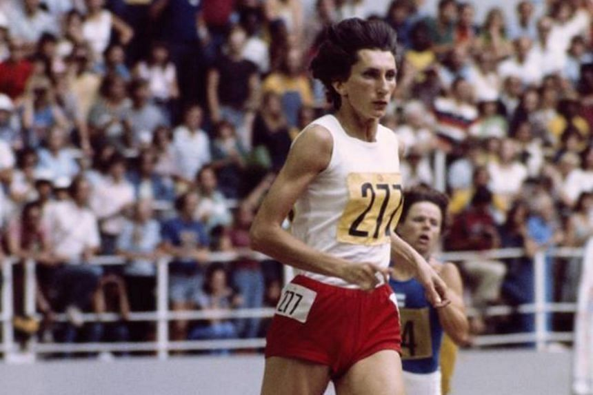 Irena Szewinska is the only athlete, male or female, to have held the world record in the 100m, the 200m and the 400m.