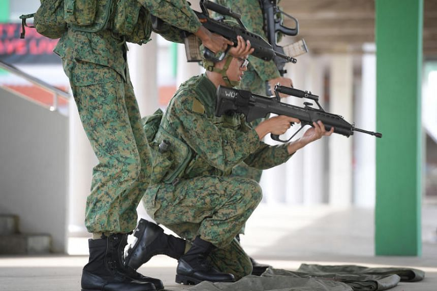 saf camps to become smarter with self service stores and weapon