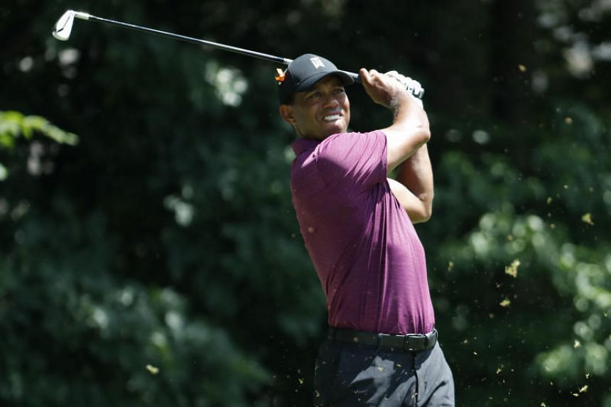 Former world No. 1 Tiger Woods, who hadn't played in the event he hosts since 2015 due to back pain, is making the 11th start of his return from spinal fusion surgery.