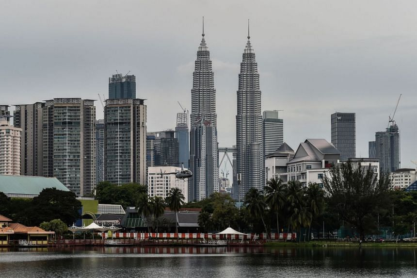 File photo showing the skyline of Kuala Lumpur, Malaysia, on June 26, 2018. Several Malaysian envoys appointed by previous government have been asked to return home.