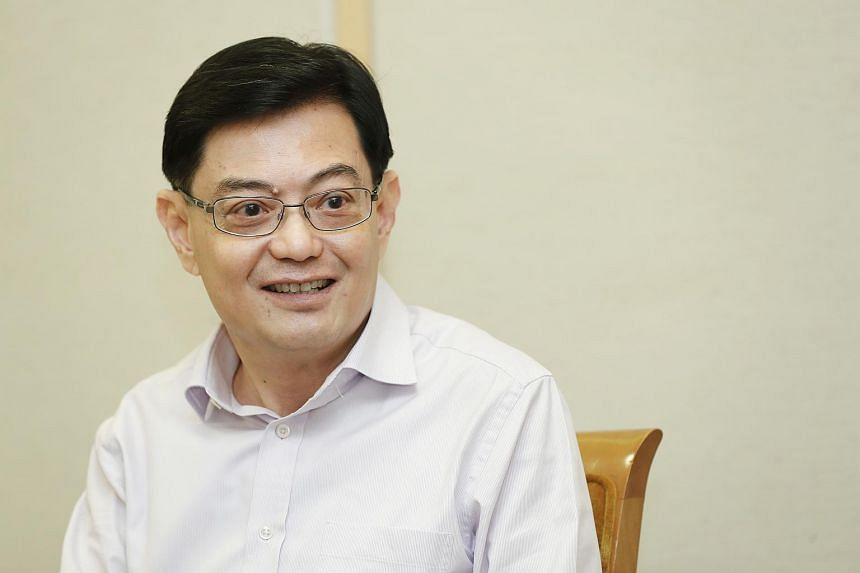 Finance Minister Heng Swee Keat identified four areas where Singapore and India could work together - infrastructure, boosting air connectivity, digital connectivity, and greater trade and investment.