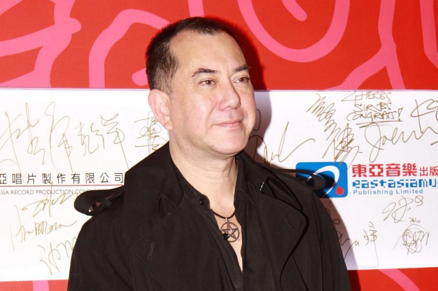 Hong Kong actor Anthony Wong admitted to the media that he has an illegitimate son whom he met for dinner, on June 27, 2018.