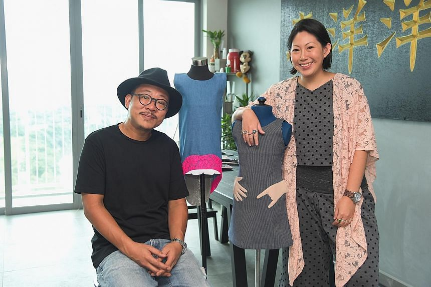 Husband-and-wife team Perry Lam and Angela Chong are behind Singapore brand Cavalier, known for its quirky designs.