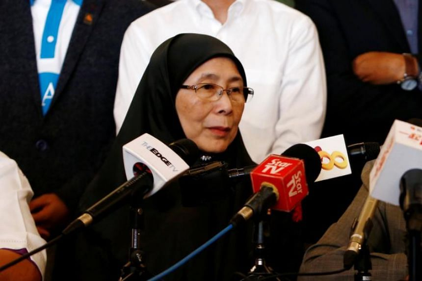 Dr Wan Azizah, who is also the Women, Family and Community Development Minister, said she had received a report on the case and had instructed welfare officers to gather more details.