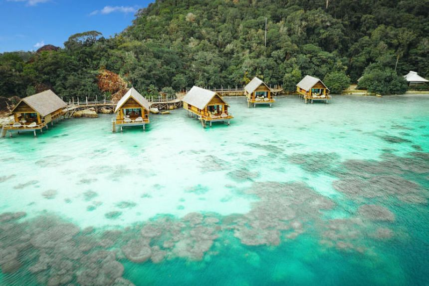 Eco-luxury resort Bawah Reserve, set on six forested private islands in the Riau Archipelago, is hailed by the likes of Financial Times, Vogue and Conde Nast Traveler as the new Maldives of the region.