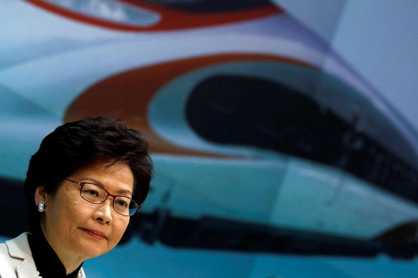 Hong Kong chief executive Carrie Lam began her term last year promising more frequent meetings with lawmakers.