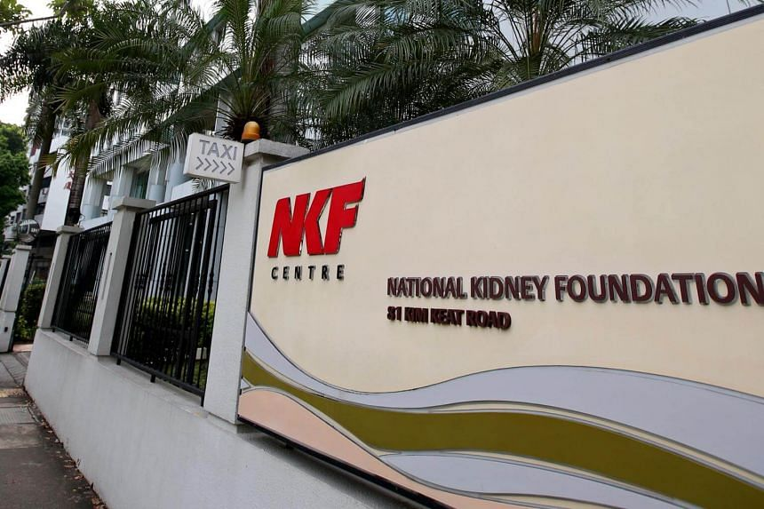 The National Kidney Foundation has installed the system at 30 of its centres and will roll it out to the other five by September.