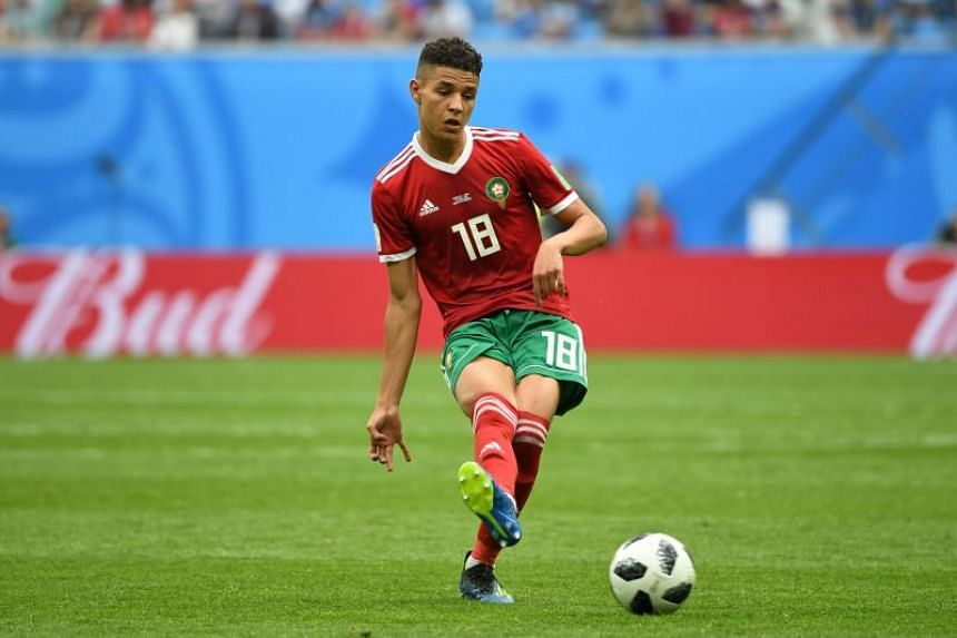 Morocco's 21-year-old World Cup midfielder Amine Harit was driving a Mercedes car registered in France when the accident in which the 30-year-old man died occurred shortly after midnight in Marrakesh.