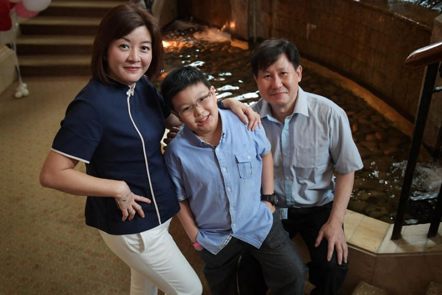 Mr Eddy Muljono, 49, his wife, Melly, 46, and their son, Stephen Yang, 10, were among the families that have been helped by the Mount Elizabeth Fertility Centre. It was announced on June 30, 2018, that Parkway Pantai hospitals will be adopting the Ba