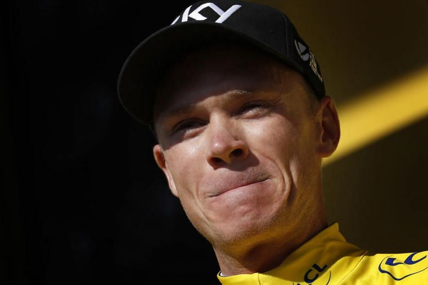 Chris Froome said he will defend his Tour de France title, even though race organisers are trying to prevent him from starting the race over a doping allegation.
