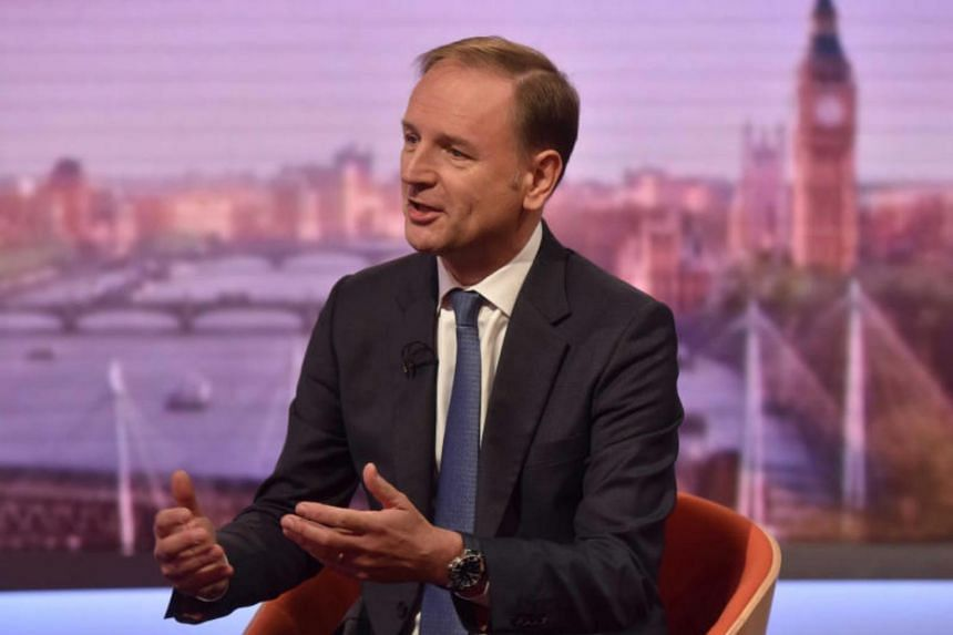 National Health Service CEO Simon Stevens speaking during an interview with the BBC on July 1, 2018.
