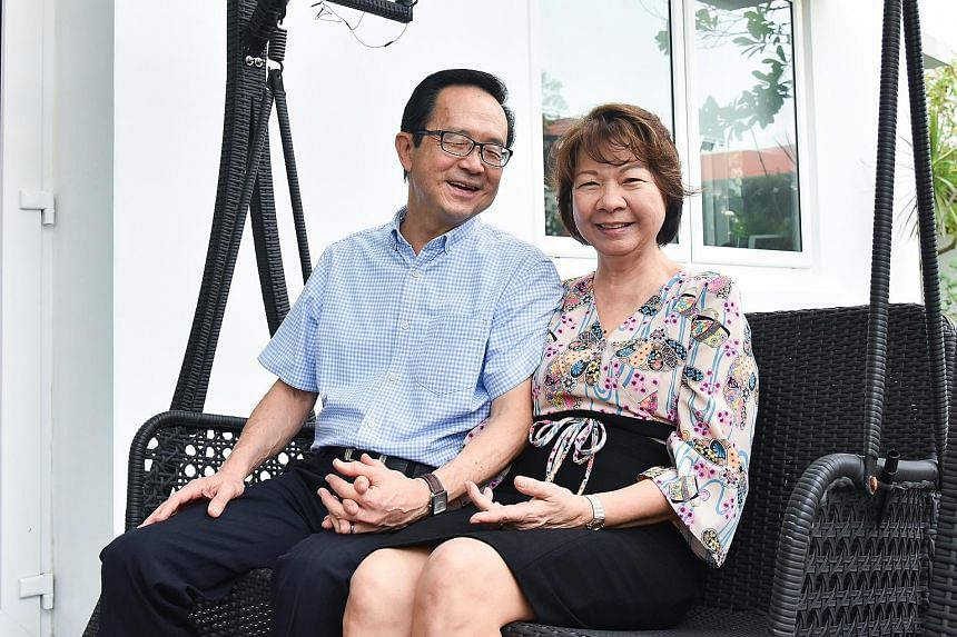 Mr Daniel Ee and Mrs Shelley Ee - together with Filipino priest, Father Nathanial Gomez - were selected to be the Worldwide Marriage Encounter's International Ecclesial Team in 2014.