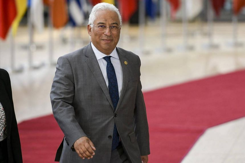 Portugal's Prime Minister Antonio Costa drew resounding applause when he announced that immigrants are welcomed and any xenophobic rhetoric will not be tolerated.