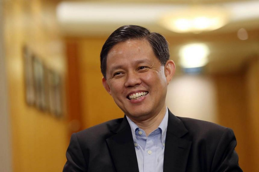 Minister for Trade and Industry Chan Chun Sing urged public servants to continue having a high level of ambition for Singapore so that the country can continue achieving progress.