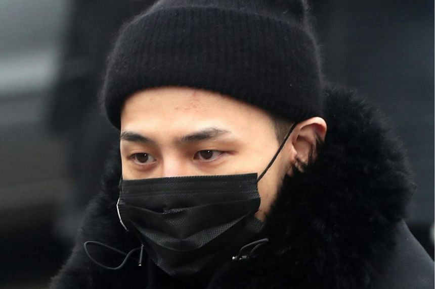 G-Dragon, who enlisted for mandatory military service on Feb 27, will be discharged from the army on Nov 26 next year.