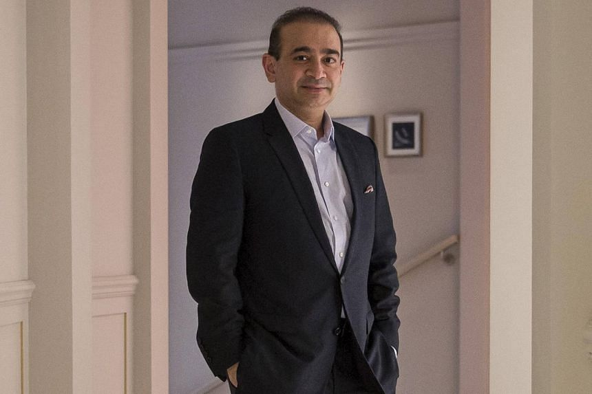 Fugitive Indian billionaire jeweller Nirav Modi fled to Britain claiming political asylum, according to The Financial Times.