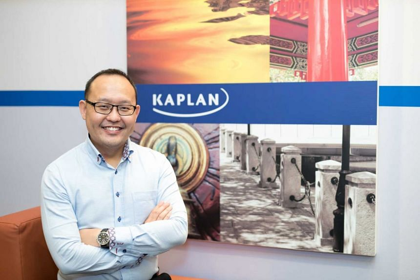 For Mr Yang, the knowledge he acquired from the programme is serving him well even in his current job.