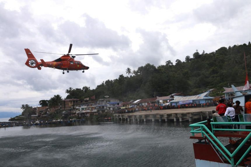 The operation to find the ferry and retrieve the victims has faced numerous technical and logistical hurdles.