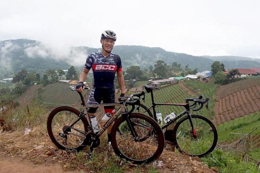 Denison Seah, 57, was killed in an accident on Sunday morning (July 1) while on a casual ride in Chiang Mai, Thailand, where he had lived for the past three years.