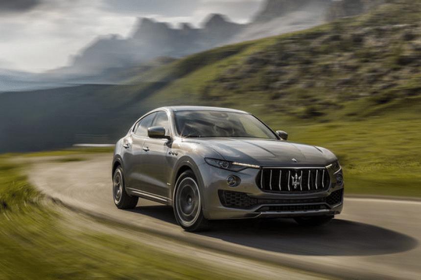 Money FM 89.3's Claressa Monteiro reviews the Maserati Levante S GrandLusso - a luxury SUV.