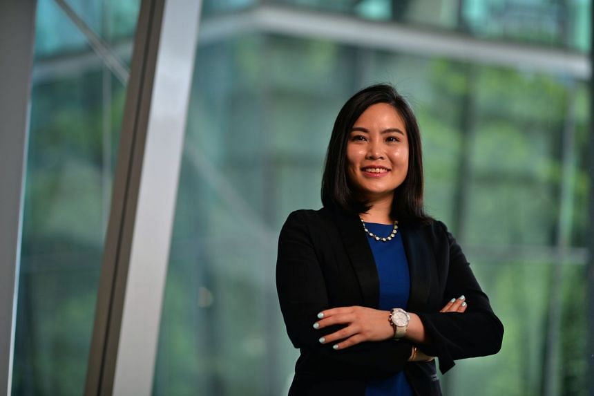 Taking the MBA has opened Ms Leong's eyes to many opportunities, especially in terms of entrepreneurship and starting her own firm.