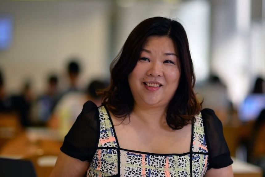 Ms Law believes that pursuing a higher education will provide her with skill sets to go further in her career.