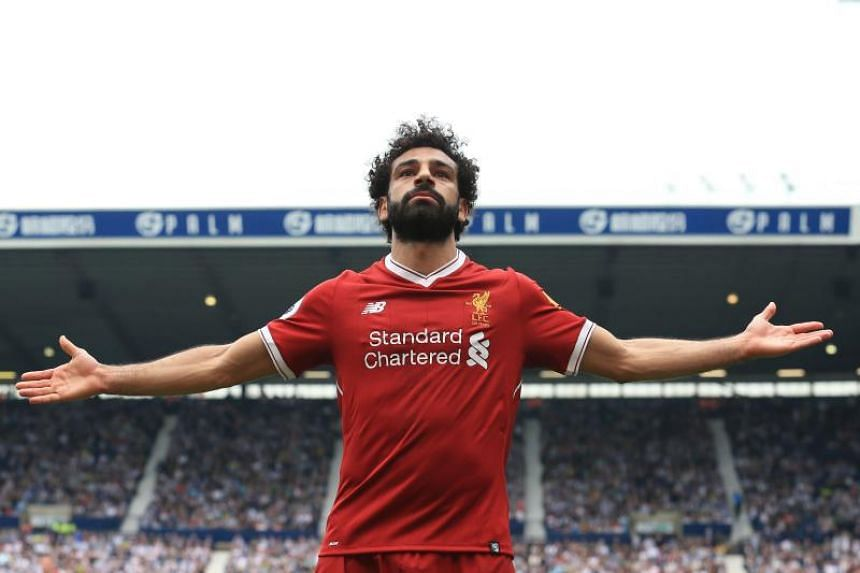 Mohamed Salah's goals played a large part in Liverpool reaching the Champions League final against Real Madrid.