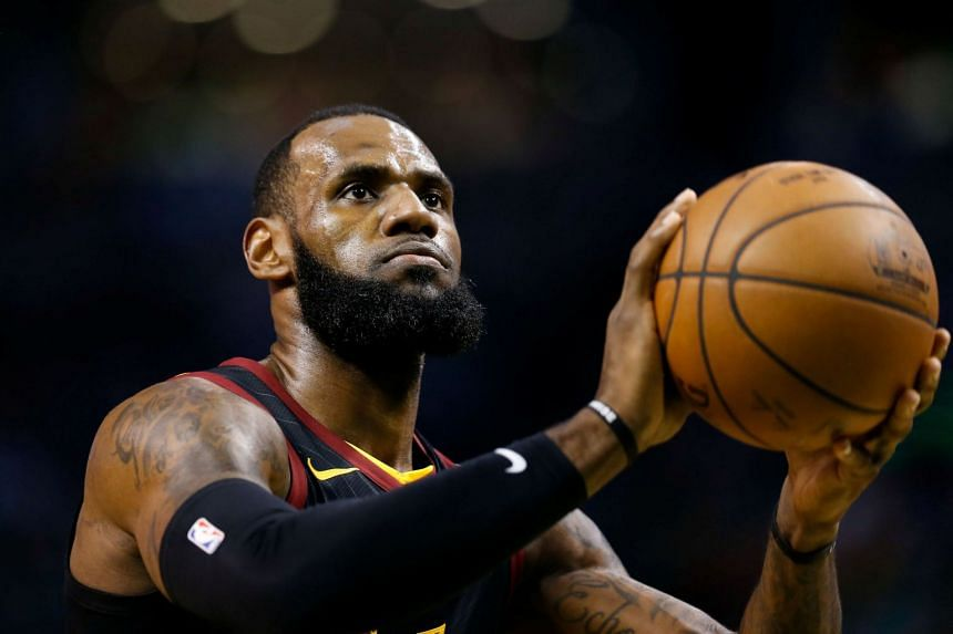 While LeBron James is arguably the most famous active American athlete who is joining one of the world's most popular sports brands, there will be no fireworks show.