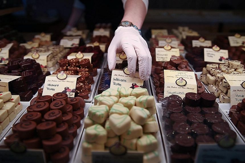 Chocolate is widely regarded as the most commonly craved food in Western society. Those with weight or health concerns might want to curb their hankering for it. But how?