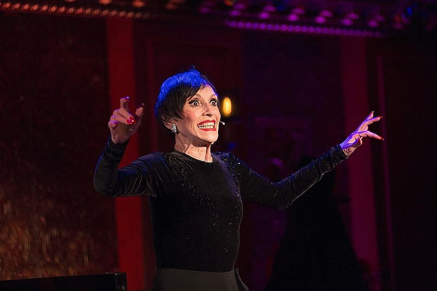 Born in France, actress, singer and dancer Liliane Montevecchi died at her home in Manhattan last Friday.