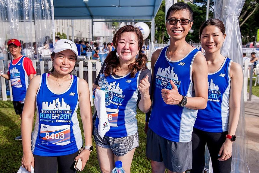Construction company Samwoh Corporation will have 250 employees and their family members in this year's ST Run.