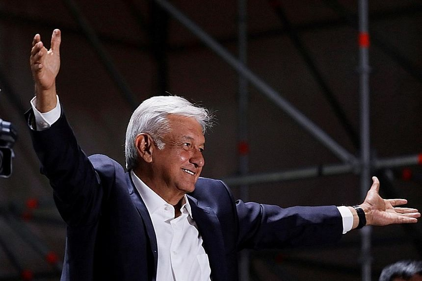 Mr Andres Manuel Lopez Obrador is among the most divisive figures in Mexican politics: hated by critics and loved by his fans.