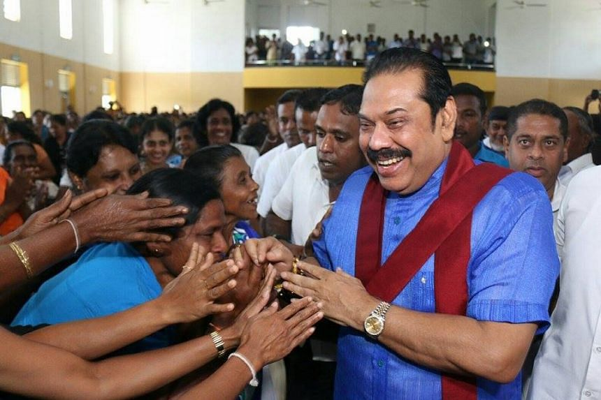 The NYT investigation alleges former president Mahinda Rajapaksa's campaign took millions in bribes for his failed election bid from a Chinese state-owned company which built a controversial port on the island.
