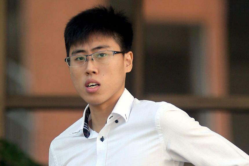 Ex-national shuttler Ashton Chen jailed 2 years, 4 months