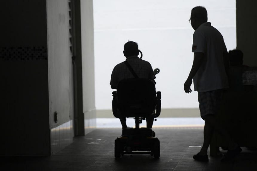 From 2020, the severely disabled who are in financial need will be able to tap into ElderFund and receive up to $250 monthly for their long-term care needs.