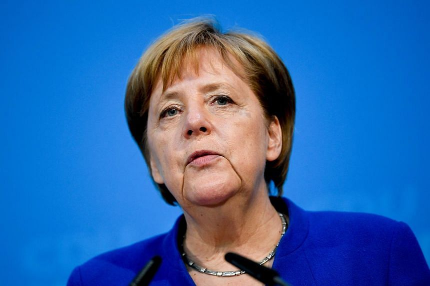 It was a spectacular turnabout for German Chancellor Angela Merkel who was once seen as the standard-bearer of the liberal European order.
