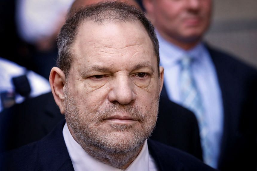 Out on US$1 million bail, Harvey Weinstein had last month already pleaded not guilty to two accusations of alleged sexual assault in 2013 and 2004.