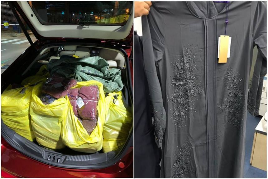 Investigations revealed that the value of the dresses was about seven times higher than the amount declared by the man. This meant that the GST evaded amounted to more than $370.