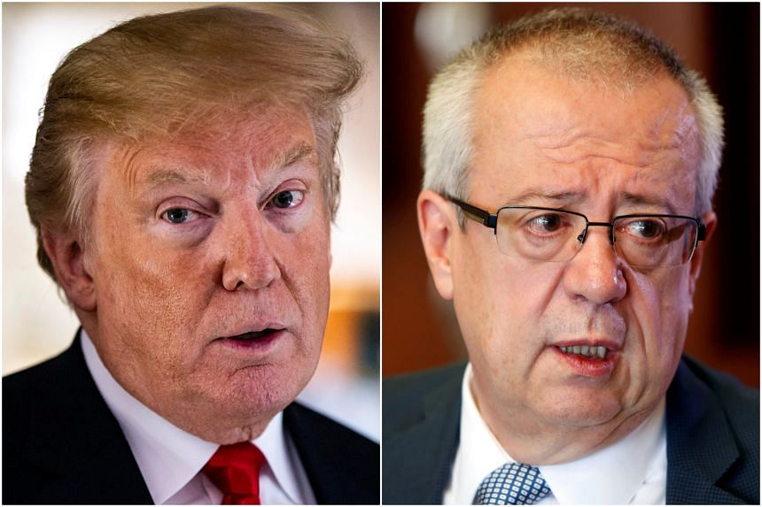 US President Donald Trump and new Mexican President Andres Manuel Lopez Obrador had their first phone call on July 2, 2018.