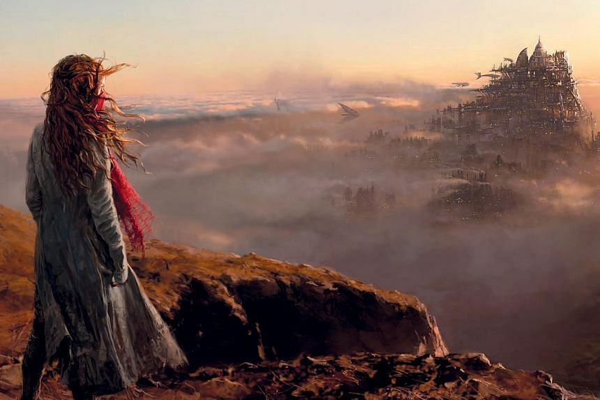 This year's A Quiet Place, starring Millicent Simmonds and Noah Jupe unleashed carnivorous aliens, while the upcoming Mortal Engines (above) imagines Earth in the distant future.