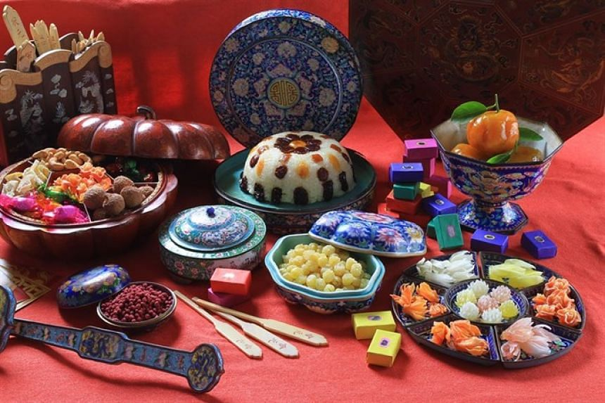 A sweet feast prepared by artisan Hoang Anh, a native of Hue living in Ho Chi Minh City.