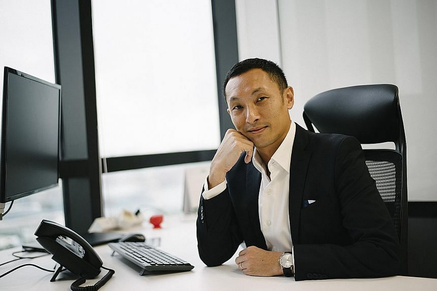 Mr Vincent Phang, chief executive of ST Logistics and Toll Group's Singapore executive vice-president for global logistics, believes neighbouring countries' investments in infrastructure mega-projects are opportunities for regional growth, not threat