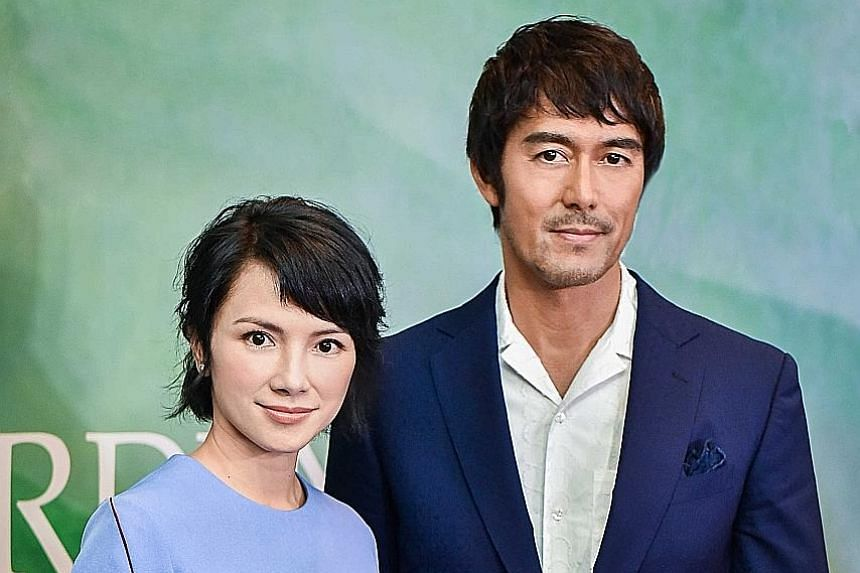 Based on the award-winning novel by writer Tan Twan Eng, the movie adaptation of The Garden Of Evening Mists has cast members including Malaysian actress-singer Lee Sinje (left) and Japanese actor Hiroshi Abe.