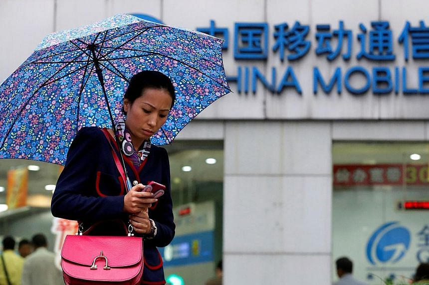 China Mobile is the world's largest telecom carrier with 899 million subscribers. It applied in 2011 to offer telecommunication services between the US and other countries, a move that the Donald Trump administration wants to prevent, citing national