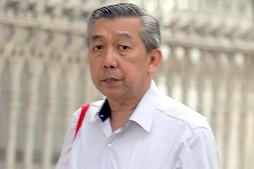 Ewe Pang Kooi was the managing partner of Ewe Loke & Partners and a director of E&M Management Consultants. He allegedly spent the money he pocketed on gambling and repaying gambling debts.