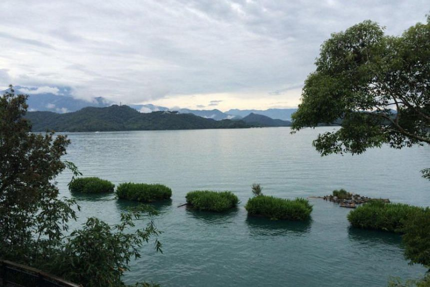 The Sun Moon Lake recorded about 2.98 million tourists in the first half of this year, down by more than 300,000 compared to the same period last year.