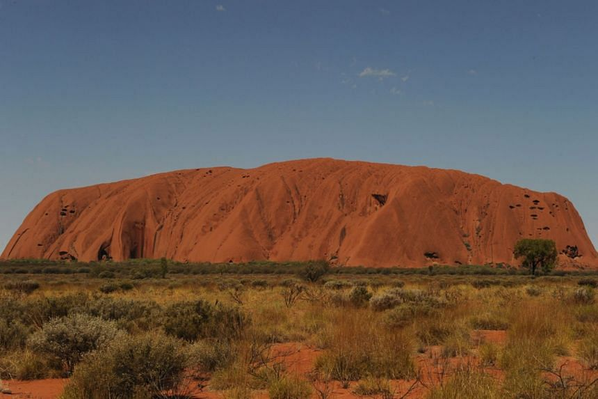 At least 36 people have died on Uluru, which soars 348 metres (1,148 feet), since it was opened to tourists in the 1950s, with many others injured.