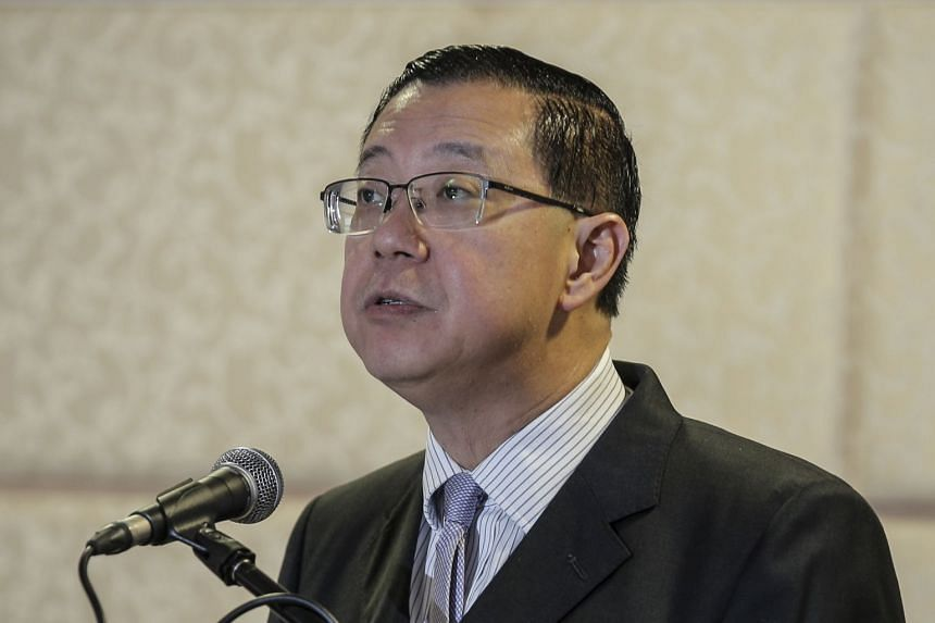 Malaysia's Finance Minister Lim Guan Eng mentioned earlier that cancelling the project that the government had already invested RM20 billion does not make sense.