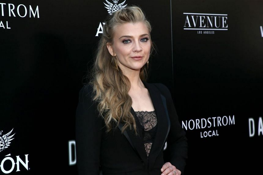 Natalie Dormer attends the premiere of Vertical Entertainment's In Darkness at ArcLight Hollywood, on May 23, 2018